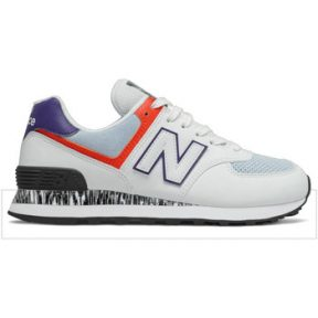 Xαμηλά Sneakers New Balance Baskets femme 574 [COMPOSITION_COMPLETE]