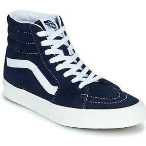 Ψηλά Sneakers Vans SK8-HI ΣΤΕΛΕΧΟΣ: Δέρμα / ύφασμα & ΕΠΕΝΔΥΣΗ: Ύφασμα & ΕΣ. ΣΟΛΑ: Ύφασμα & ΕΞ. ΣΟΛΑ: Καουτσούκ