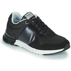 Xαμηλά Sneakers Pepe jeans VERONA PRO FUN ΣΤΕΛΕΧΟΣ: Δέρμα / ύφασμα & ΕΠΕΝΔΥΣΗ: Ύφασμα & ΕΣ. ΣΟΛΑ: Ύφασμα & ΕΞ. ΣΟΛΑ: Συνθετικό