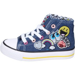 Ψηλά Sneakers Smiley –