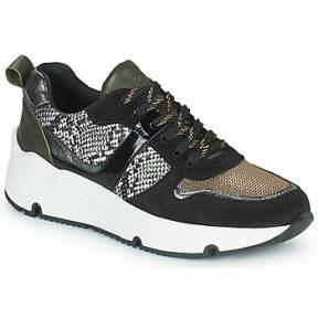 Xαμηλά Sneakers Betty London PITINETTE ΣΤΕΛΕΧΟΣ: Δέρμα / ύφασμα & ΕΠΕΝΔΥΣΗ: Ύφασμα & ΕΣ. ΣΟΛΑ: Ύφασμα & ΕΞ. ΣΟΛΑ: Καουτσούκ