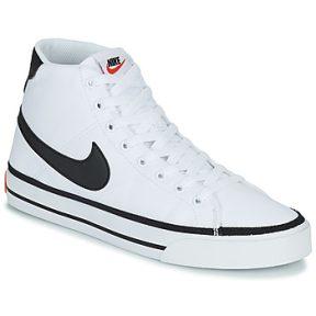 Ψηλά Sneakers Nike NIKE COURT LEGACY CNVS MID ΣΤΕΛΕΧΟΣ: Ύφασμα & ΕΠΕΝΔΥΣΗ: Ύφασμα & ΕΣ. ΣΟΛΑ: Ύφασμα & ΕΞ. ΣΟΛΑ: Καουτσούκ