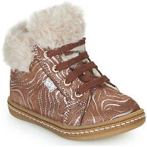 Ψηλά Sneakers GBB JUNA ΣΤΕΛΕΧΟΣ: Δέρμα αγελάδας & ΕΠΕΝΔΥΣΗ: Δέρμα & ΕΣ. ΣΟΛΑ: Δέρμα & ΕΞ. ΣΟΛΑ: Καουτσούκ
