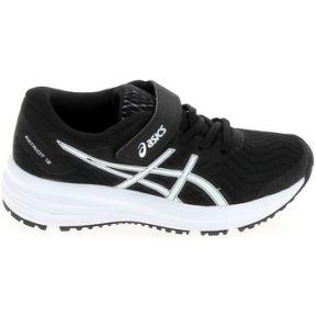 Xαμηλά Sneakers Asics Patriot 12 C Noir Blanc [COMPOSITION_COMPLETE]