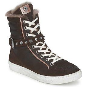 Ψηλά Sneakers Janet Sport MOROBRAD ΣΤΕΛΕΧΟΣ: Δέρμα & ΕΠΕΝΔΥΣΗ: Δέρμα & ΕΣ. ΣΟΛΑ: Δέρμα & ΕΞ. ΣΟΛΑ: Καουτσούκ