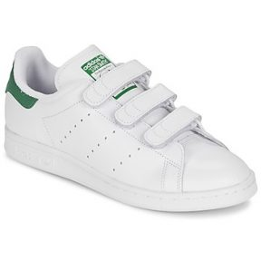 Xαμηλά Sneakers adidas STAN SMITH CF ΣΤΕΛΕΧΟΣ: Δέρμα & ΕΠΕΝΔΥΣΗ: Ύφασμα & ΕΣ. ΣΟΛΑ: Ύφασμα & ΕΞ. ΣΟΛΑ: Καουτσούκ