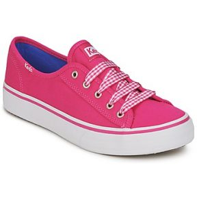 Xαμηλά Sneakers Keds DOUBLE UP ΣΤΕΛΕΧΟΣ: Ύφασμα & ΕΠΕΝΔΥΣΗ: Ύφασμα & ΕΣ. ΣΟΛΑ: Ύφασμα & ΕΞ. ΣΟΛΑ: Καουτσούκ
