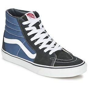 Ψηλά Sneakers Vans SK8-HI ΣΤΕΛΕΧΟΣ: Δέρμα / ύφασμα & ΕΠΕΝΔΥΣΗ: & ΕΣ. ΣΟΛΑ: Ύφασμα & ΕΞ. ΣΟΛΑ: Καουτσούκ