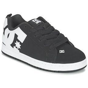 Skate Παπούτσια DC Shoes COURT GRAFFIK ΣΤΕΛΕΧΟΣ: Δέρμα & ΕΠΕΝΔΥΣΗ: Ύφασμα & ΕΣ. ΣΟΛΑ: Ύφασμα & ΕΞ. ΣΟΛΑ: Καουτσούκ