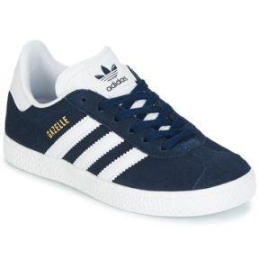 Xαμηλά Sneakers adidas Gazelle C ΣΤΕΛΕΧΟΣ: Δέρμα και συνθετικό & ΕΠΕΝΔΥΣΗ: Συνθετικό & ΕΣ. ΣΟΛΑ: Συνθετικό & ΕΞ. ΣΟΛΑ: Καουτσούκ