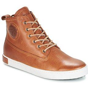 Ψηλά Sneakers Blackstone GM06 ΣΤΕΛΕΧΟΣ: Δέρμα & ΕΠΕΝΔΥΣΗ: Δέρμα & ΕΣ. ΣΟΛΑ: Δέρμα & ΕΞ. ΣΟΛΑ: Καουτσούκ