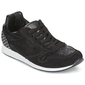 Xαμηλά Sneakers Ippon Vintage RUN VELVET ΣΤΕΛΕΧΟΣ: Δέρμα / ύφασμα & ΕΠΕΝΔΥΣΗ: & ΕΣ. ΣΟΛΑ: Δέρμα & ΕΞ. ΣΟΛΑ: Συνθετικό