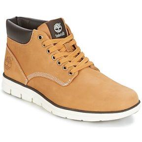 Ψηλά Sneakers Timberland BRADSTREET CHUKKA LEATHER ΣΤΕΛΕΧΟΣ: Δέρμα & ΕΠΕΝΔΥΣΗ: Συνθετικό & ΕΣ. ΣΟΛΑ: Συνθετικό & ΕΞ. ΣΟΛΑ: Καουτσούκ