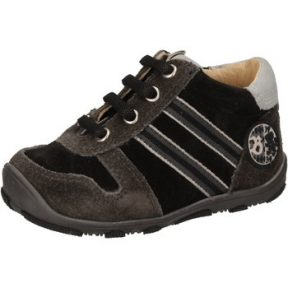 Ψηλά Sneakers Balducci sneakers nero camoscio AD596