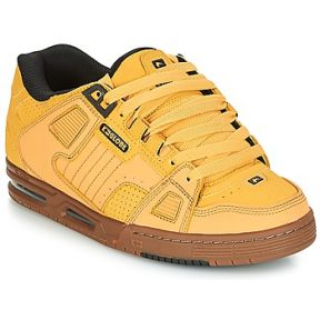 Xαμηλά Sneakers Globe SABRE ΣΤΕΛΕΧΟΣ: Δέρμα & ΕΠΕΝΔΥΣΗ: Ύφασμα & ΕΣ. ΣΟΛΑ: Συνθετικό & ΕΞ. ΣΟΛΑ: Καουτσούκ