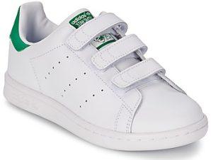 Xαμηλά Sneakers adidas STAN SMITH CF C ΣΤΕΛΕΧΟΣ: Δέρμα & ΕΠΕΝΔΥΣΗ: Συνθετικό & ΕΣ. ΣΟΛΑ: Συνθετικό & ΕΞ. ΣΟΛΑ: Καουτσούκ