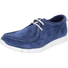 Xαμηλά Sneakers Kep's By Coraf KEP'S sneakers blu camoscio BY463