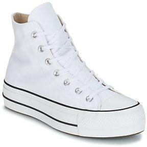 Ψηλά Sneakers Converse CHUCK TAYLOR ALL STAR LIFT CANVAS HI ΣΤΕΛΕΧΟΣ: Ύφασμα & ΕΠΕΝΔΥΣΗ: Ύφασμα & ΕΣ. ΣΟΛΑ: Ύφασμα & ΕΞ. ΣΟΛΑ: Καουτσούκ