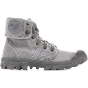 Ψηλά Sneakers Palladium Baggy Titanium High Rise 02478-066-M