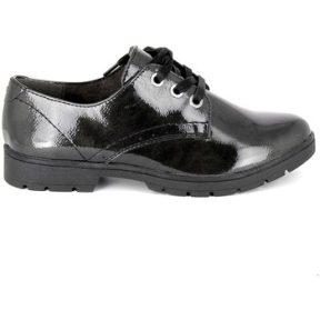 Xαμηλά Sneakers Jana Derby 23763-21 Noir [COMPOSITION_COMPLETE]